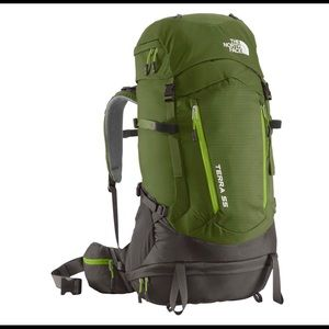 The North Face, Terra 50L Men's Backpacking Pack